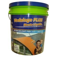 Manta Líquida Vedalage Plus com 18kg - Viapol