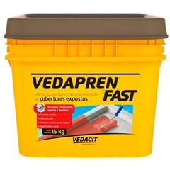Manta Líquida Vedapren Fast Concreto 15kg - Vedacit
