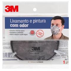 Máscara para Pintura - 3M