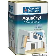 Massa Acrílica Aquacryl Fosco 18 Litros  - Sherwin Williams