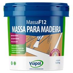 Massa para Madeira F-12 Fusecolor Mogno 900 Ml 157  - Fusecolor