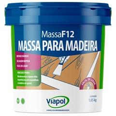 Massa para Madeira Ipê F12 900ml Ref.:175  - Fusecolor