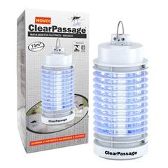 Mata Insetos Elétrico Ecológico Branco 127 V - ClearPassage