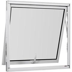 Maxim-Ar  Simples Branco sem Grade Vidro Mini Boreal 60 X 60 Cm - Ebel