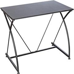 Mesa para Computador para Computador 80x51x73cm Preto  - Casanova