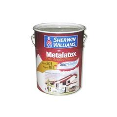 Metalatex Acrílico Fosco Branco 20 Litros - Ref: 8230098      - Sherwin Williams