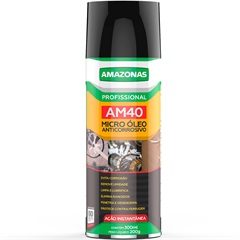 Micro-Óleo Anticorrosivo Am40 300ml - Amazonas