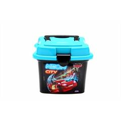 Mini Box Carros 1 Litro Ref: 4613 - Plasútil
