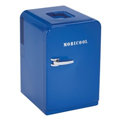 Mini Geladeira 15l Mobicool Azul         - Multi Energy