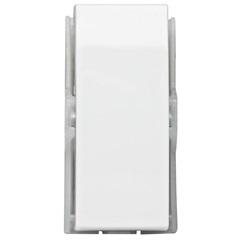 Módulo de Interruptor Simples Duale Up Branco - Iriel