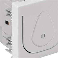 Módulo Duplo Dimmer de Toque Bivolt Branco S30 - Simon