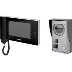 Monitor E Painel de Vídeo para Portaria - Simon