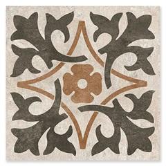 Mosaico  21x21 Flor de Lotus Kit 9 Peças - Biancogres