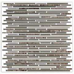 Mosaico Bold Line Bw 29,8x31,8cm  - Portinari