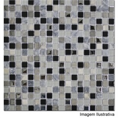 Mosaico Colormix 30.5x30.5cm Fit D325 1 Peça - Colormix