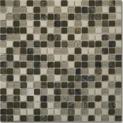 Mosaico Fit  30.5x30.5 Cm  Peça Ref.: D303      - Colormix