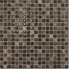 Mosaico Mármore 30.5x30.5 Cm Peça Ref.: Vera Cruz-No68   - Colormix