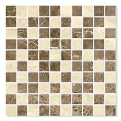 Mosaico Mix Marmo Dolomi Peça 30x30cm  - Biancogres
