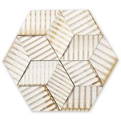 Mosaico Tropezienne Madeirado 25x22cm  - Portobello