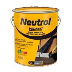 Neutrol 18 Litros - Vedacit