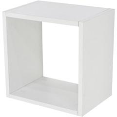 Nicho em Mdp Decore 30x30cm Branco - Multivisão