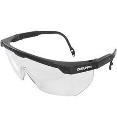 Óculos de Proteção Argon Hc Antirrisco Incolor - Dura Plus