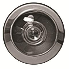 Olho Mágico Advance 0500 com Visor Lcd  - Milre
