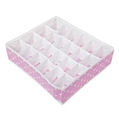 Organizador de Calçinhas em Tnt Pink - Ordene