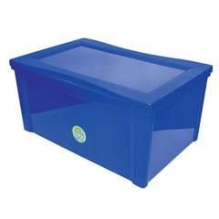 Organizador Largo Alto Radical Color Azul  - Ordene