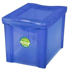 Organizador Médio Alto Radical Color Azul 30 Litros - Ordene