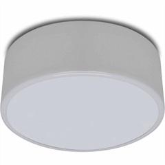Paflon Redondo 60w Bivolt Clean 20cm Branco - Spot Line