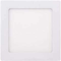 Painel de Led Quadrado de Sobrepor 17x17cm 12w 3000k Bivolt - Brilia