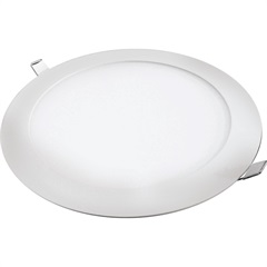 Painel Led Downlight Redondo 18w Bivolt 3000k - Golden