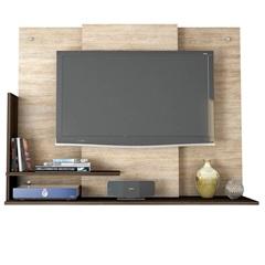 "Painel para Televisão 32"" Adapt 91,5x120,3cm Montreal E Capuccino - Caemmun"