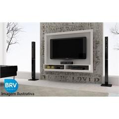 PAINEL SUPORTE PARA TV LCD BRANCO - BRV Móveis - cod. 800198