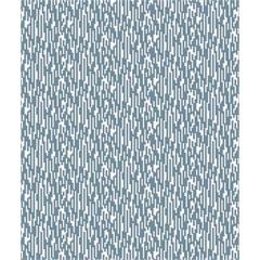 Papel de Parede 7108 Azul 52cm com 10 Metros - Bobinex