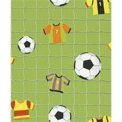 Papel de Parede Tic Tac Futebol 53cm com 10 Metros - Finottato