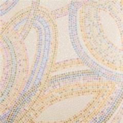 Papel de Parede Vinílico 0.53cm X 10m Ref.:Pt1101  - Glass Mosaic
