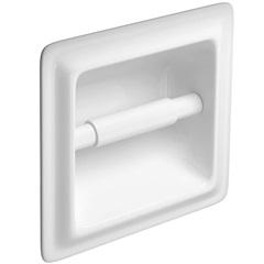 Papeleira com Rolete Branco Gelo a480 - Deca
