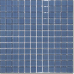 Pastilha Colormix Azul 2.3x2.3 Ref.Hb09   - Colormix