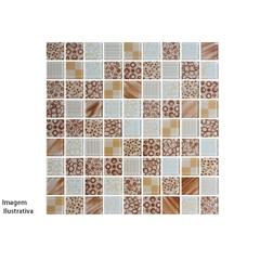 Pastilha Mix Marrom 30x30 - Henry