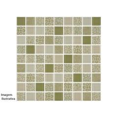 Pastilha Mix Verde 30x30  - Henry
