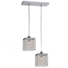 Pendente Cristal 92-2 Lamp Ref: G -9  - Auremar