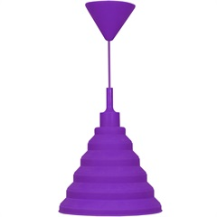 Pendente Make Color Roxo - Taschibra