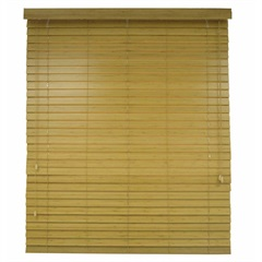 Persiana Horizontal Bambu Mel 120x140cm - Top Flex
