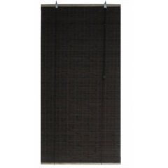Persiana Rolo em Bambu 140x160 Cm Marrom - Top Flex