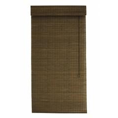 Persiana Romana em Bambu 100x160cm Tabaco - Top Flex