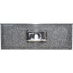 Pia Granito Luxo 1,20x0,55m Ocre - Bom Jesus