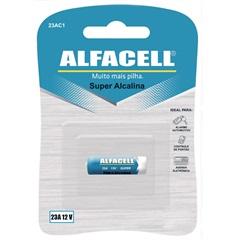 Pilha Alcalina 12v 1 Unidade - Alfacell