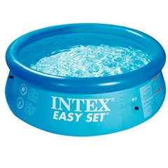 Piscina Easy Set 2.420 Litros Ref.: 56970 - Intex